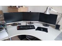 TWO------AOC i2369Vm 23-inch IPS full HD monitor (11 months PC World warranty remaining)