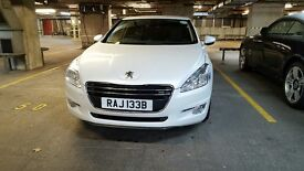 Peugeot 508 1.6 Allure E-HDI S-A 4DR Keyless Full Service History