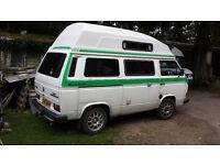 VW Diesel High Top T25 Westcountry Kestrel Camper