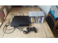 PS3 Playstation Console, Controller & Loads of Games.