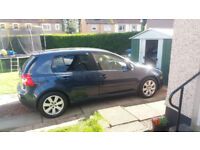 FOR SALE VW GOLF GT