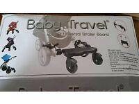 Universal buggy board
