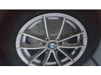 BMW X3 Genuine Alloys