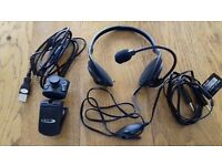 Webcam (BCL 1.3 mp) and Headset (Microsoft LX 2000) ChatPack
