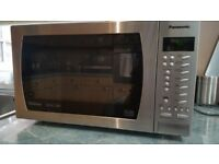 Panasonic slimline combi microwave model NN-ct585s very good condition