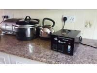 Moving sale! Kitchen appliances