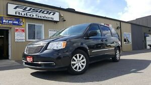 2015 Chrysler Town & Country DUAL DVD-BACK UP CAMERA-DUAL AIR/HE