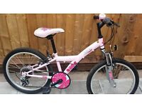 APOLLO KINX GIRLS MOUNTAIN BIKE