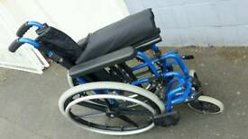 Invacare Atlas Lite Folding Wheelchair