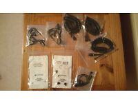 Plantronics TriStar H81 Over-Ear Headset - Dark Bronze