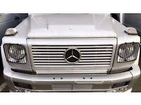 Mercedes G Wagon W463 Headlight Surrounds Pair