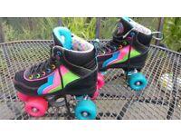 Roller Boots – Rio Roller QUAD Roller Skates