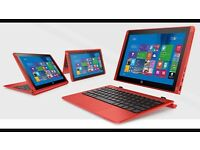 HP 2 in 1 laptop and tablet