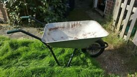 wheel barrow - Fair condition