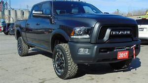 2017 Ram 2500 POWER WAGON-  NEW DESIGN!!!