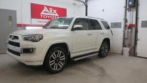 2016 Toyota 4Runner Limited - Neuf
