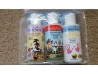 CHILD'S FARM TOILETRIES - BRAND NEW IN PACKAGING