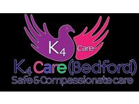 Home care services in Bedford