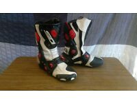 Sidi Vertigo Corsa Motorbike Boots 9.5