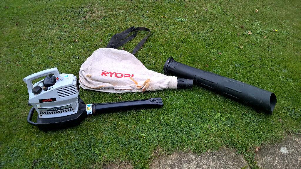 Ryobi RSV3100E Petrol Leaf Blower and Vacuum