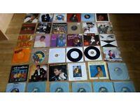 "36 x michael jackson /the jacksons 7"" singles rare flexi / colour vinyl"
