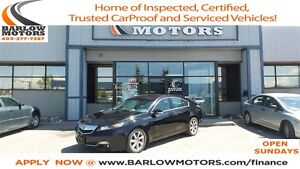 2013 Acura TL Base w/Technology Package (MASSIVE BLOWOUT)