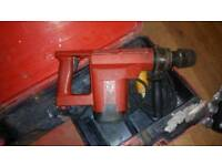 Hilti SDS MAX breaker/drill..110v good working order