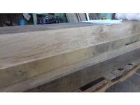Air Dried Oak Beams for sale, huge stock!