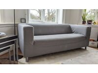 Free sofa in very good condition to collect on Sunday 18th