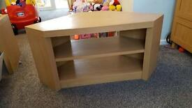 Next Opus Oak TV unit