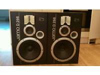 Jamo D266 speakers