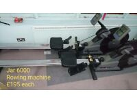 Rowing Machine - Johnson Jar 600