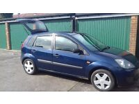 FORD FIESTA (06)ROOFBARS WANTED