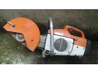 Stihl ts 400 spares or repares