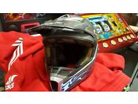 Motor Bike Helmet Enduro Motocross crosser open face helmet