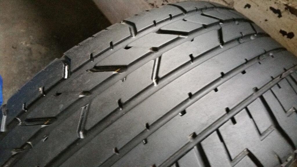 225 35 18 1 x tyre Pirelli P Zero Simmetrico