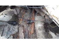 VW T25 trailing arms