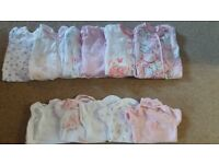 baby girl 0-3 month bundle