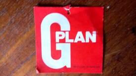 G Plan Teak Unit