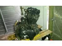 Lexmoto xtr s 125 engine 156fmi