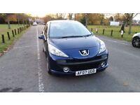 2007 Peugeot 207 1.4 16v Sport 5dr Fully HPI Clear 1 Former Keeper Service History @07725982426@