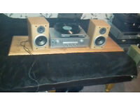SONY TURNTABLE STEREO SET