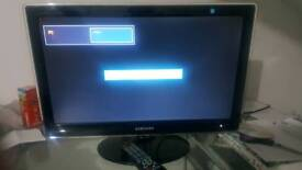 "Samsung 22"" LCD HD TV"