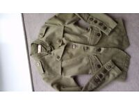 great quality military jacket
