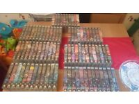 COMPLETE SET OF VHS VIDEOS OF STAR TREK VOYAGER IN VERY GOOD CONDITION