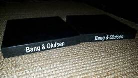 Granite plinths for Bang Olufsen 6000/8000 Beolab/Beovox speakers, subwoofer.
