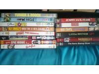 Dvd 14 comedy films