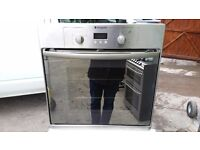 HOTPOINT SY56X/1 BUILT-IN ELECTRIC OVEN IN GOOD CONDITION AND WORKING ORDER
