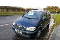1.8 petrol excellent runner f/s/h very low mileage 7seater clean and tidy