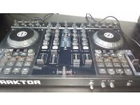 Selling my Traktor S4 with flight case included.